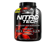 MUSCLETECH PROTEINA NITRO-TECH PERFORMANCE SERIES 4 LBS STRAWBER